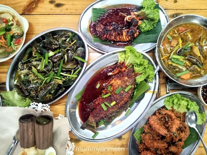 Kedai Makan Sedap Di Klang : Restoran Sisik Ikan Bakar