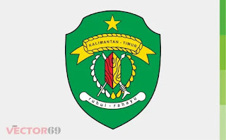 Logo Provinsi Kalimantan Timur (Kaltim) - Download Vector File CDR (CorelDraw)
