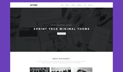 contoh company profile website