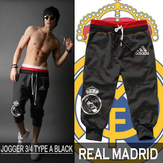 Celana Jogger Real Madrid