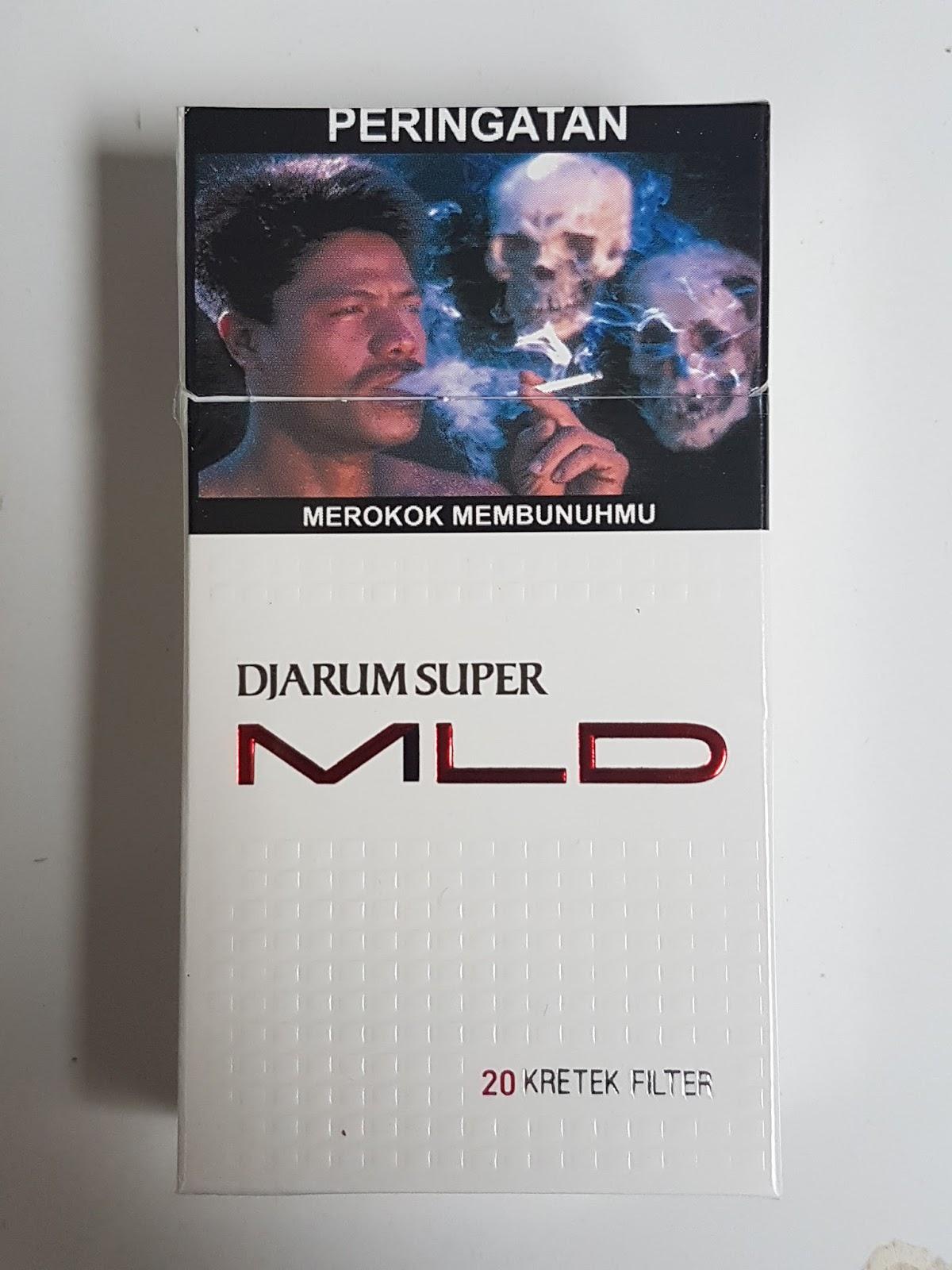 Djarum Super MLD Mild SKM LTLN Dengan Isi 20 Batang