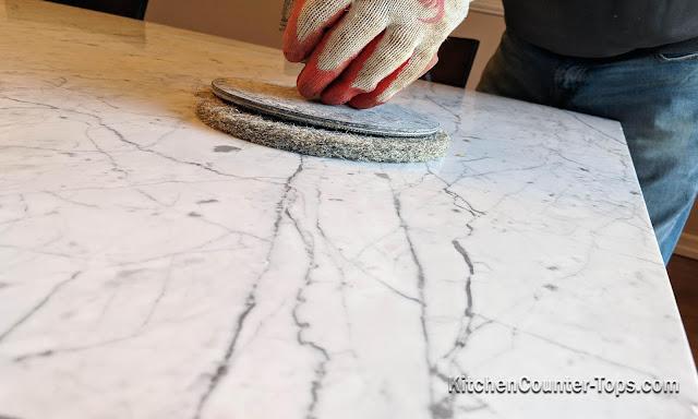 Kitchen Countertop Restoration