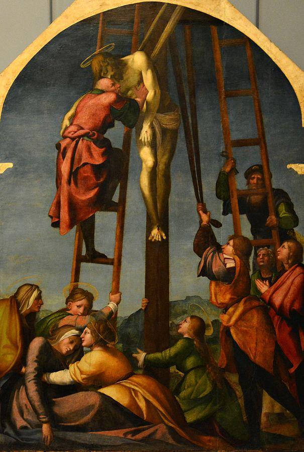 luini erezione della croce song