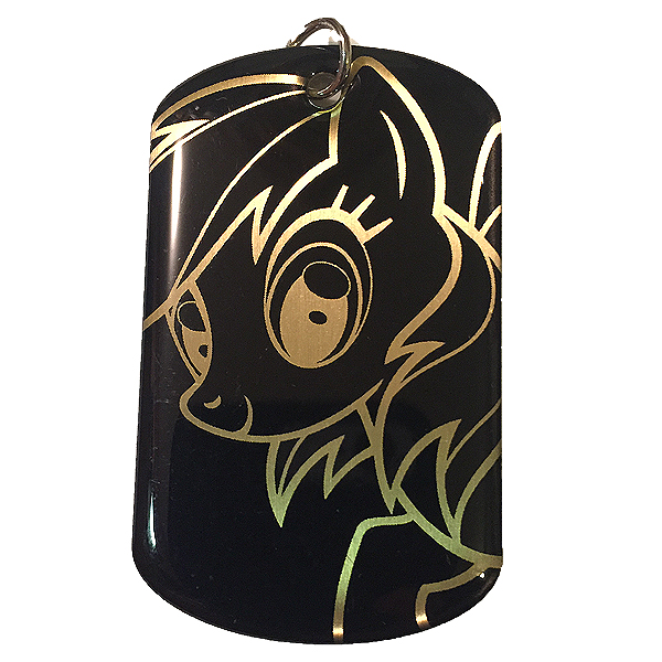 My Little Pony Rainbow Dash Series 1 Dog Tag Mlp Merch