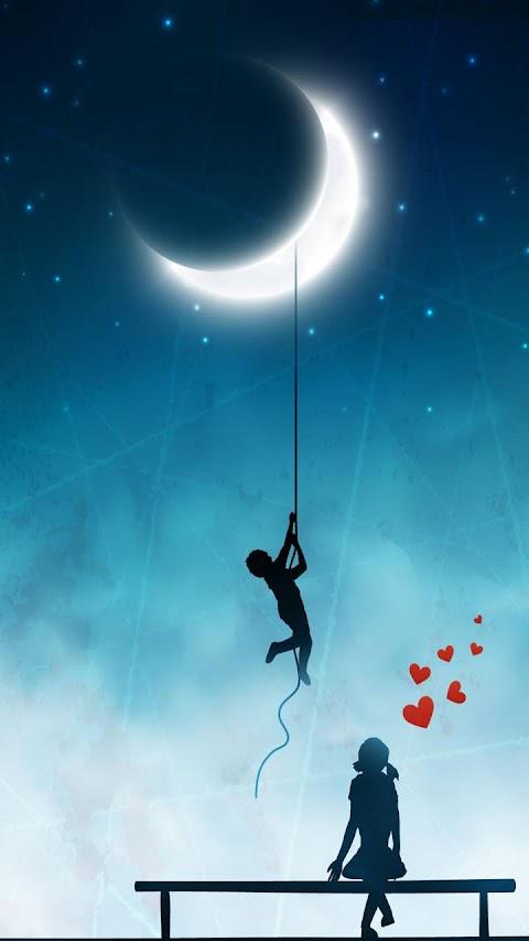 Tình yêu dưới ánh trăng