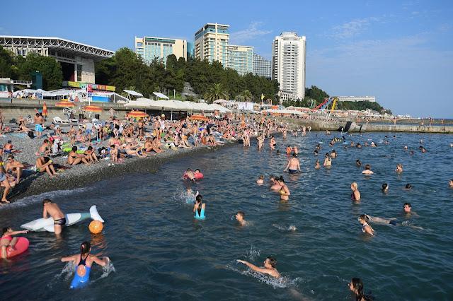 Отели Сочи начали массово снижать цены из-за отсутствия спроса у туристов