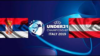 Сербия U21 – Австрия U21 смотреть онлайн бесплатно 17 июня 2019 прямая трансляция в 19:30 МСК.