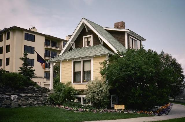 Oscar Anderson House in Anchorage, Alaska