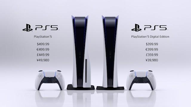 Sony, PlayStation 5'in Türkiye Fiyatını Açıkladı