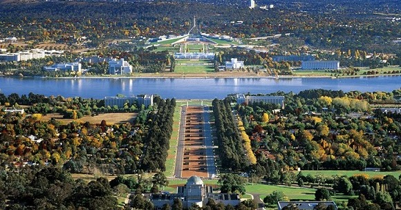 Favorite Tourist Destinations in Canberra, Australia
