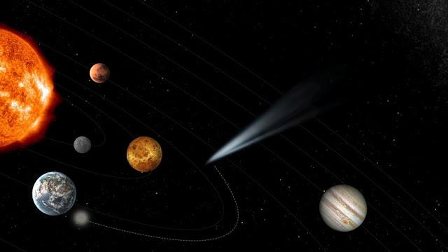 La Agencia Espacial Europea planea interceptar un cometa que nunca pasó por nuestro Sistema Solar