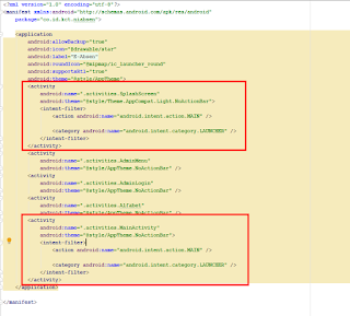 Cara fix duplikat shortcut icon android apps di homescreen (kotlin android studio)