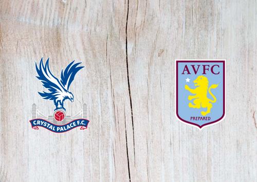 Crystal Palace vs Aston Villa -Highlights 16 May 2021
