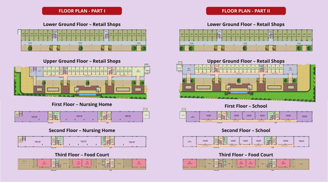 Nirala-estate-commercial-site-plan