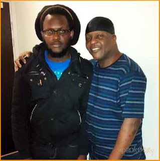 Shina peters and son clarence peters