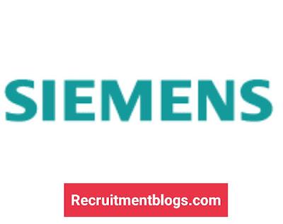 Communications Intern at Siemens Egypt