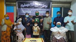 Kapolda Aceh Berbagi Kebahagiaan pada Pasien Rumah Singgah BFLF