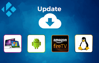 Update Kodi in 2019