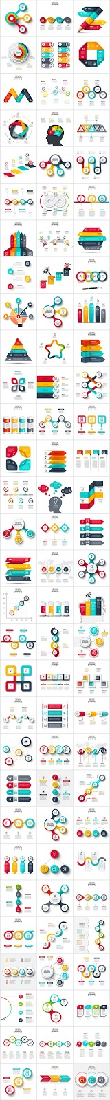 Download Infographic 2000 Accessories Bag, design, size of 3.5 GB