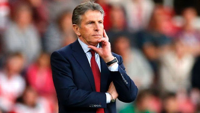 Claude Puel Ingin 'Merayu' Riyad Mahrez Untuk Tinggal Bersama Leicester