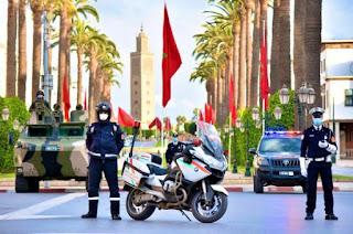 السلطات تسمح بالتنقل بين الجهات المصنفة في منطقة 1
