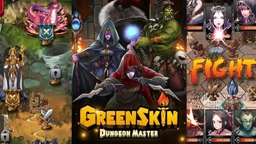 Green Skin Dungeon Master