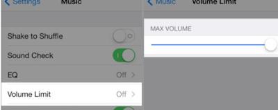 Cara Memperbaiki Suara Volume Musik Iphone Kecil
