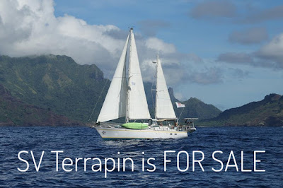 SV Terrapin is FOR SALE