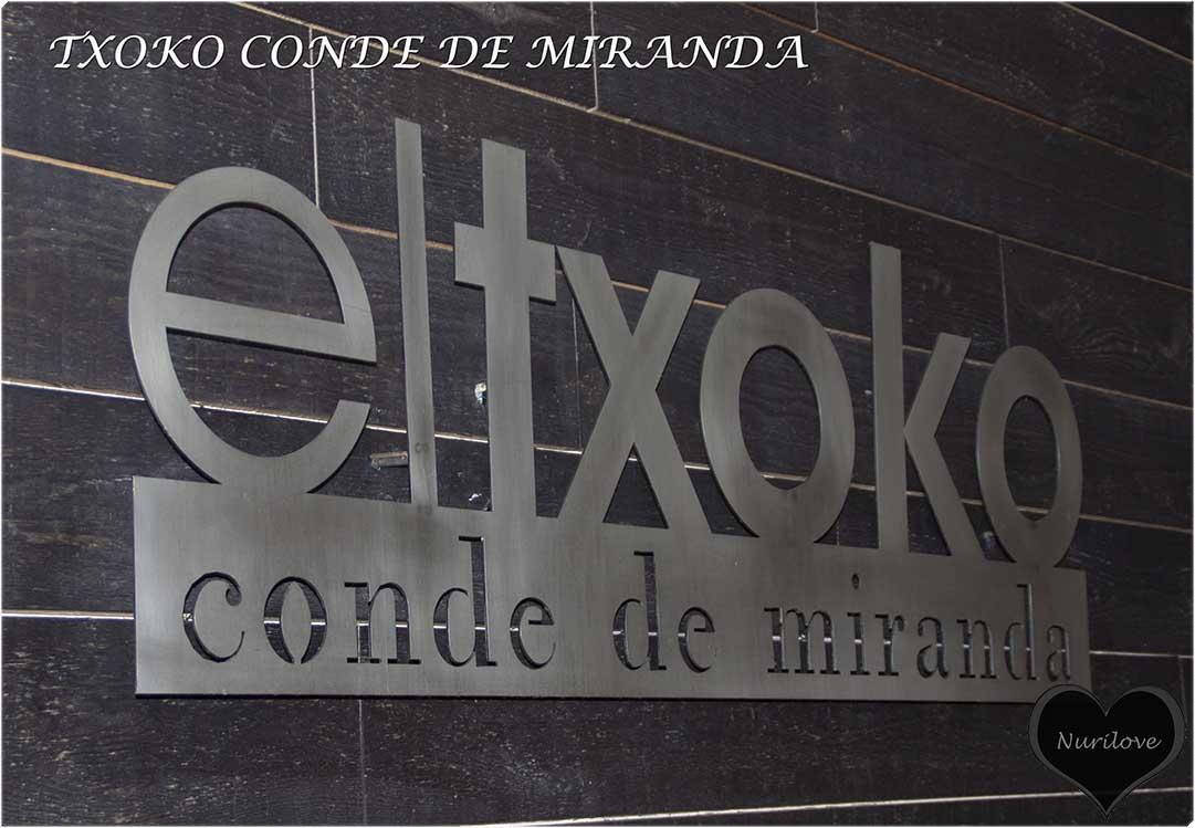 txoko conde de miranda en madrid, al lado del mercado de san miguel. Ideal para picar algo