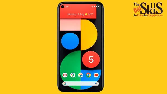 Révision : Google Pixel5A
