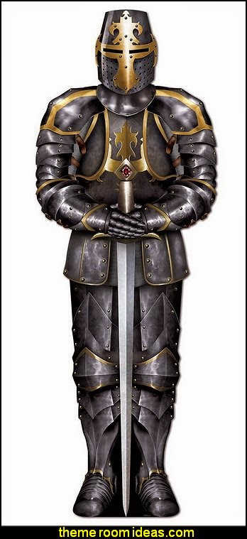 Jointed Black Knight, 6-Feet