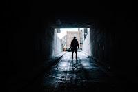 Dark Man - Photo by David East on Unsplash