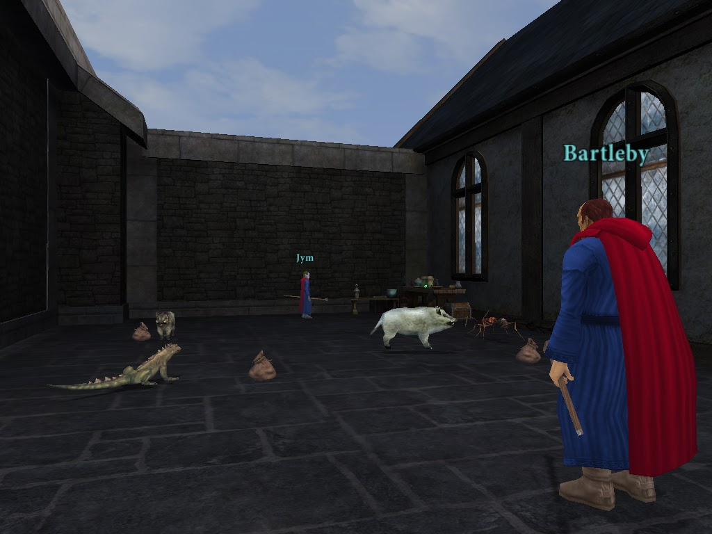 Yeebo Fernbottom's MMO Blog: Dark Age of Camelot: The best