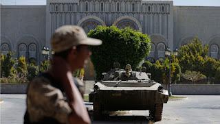 28 Syiah Houtsi Tewas dalam Serangan Udara Koalisi Pimpinan Saudi