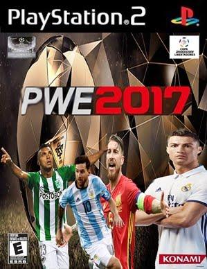 PES World Edition 2017 VERSÃO FINALE (PS2) Janeiro 2017