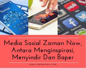 media sosial zaman sekarang