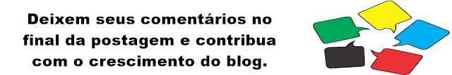 comentar no blog