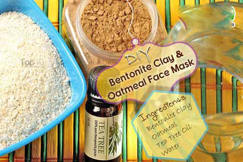 Bí quyết siêu hay từ mặt nạ đất sét cho da nhờn mụn.
