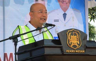 Wali Kota Medan Dzulmi Eldin Terjaring OTT, KPK Amankan Uang Rp 200 Juta