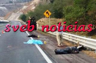 Arrojan 3 cuerpos descuartizados en carretera de Chilpancingo Guerrero