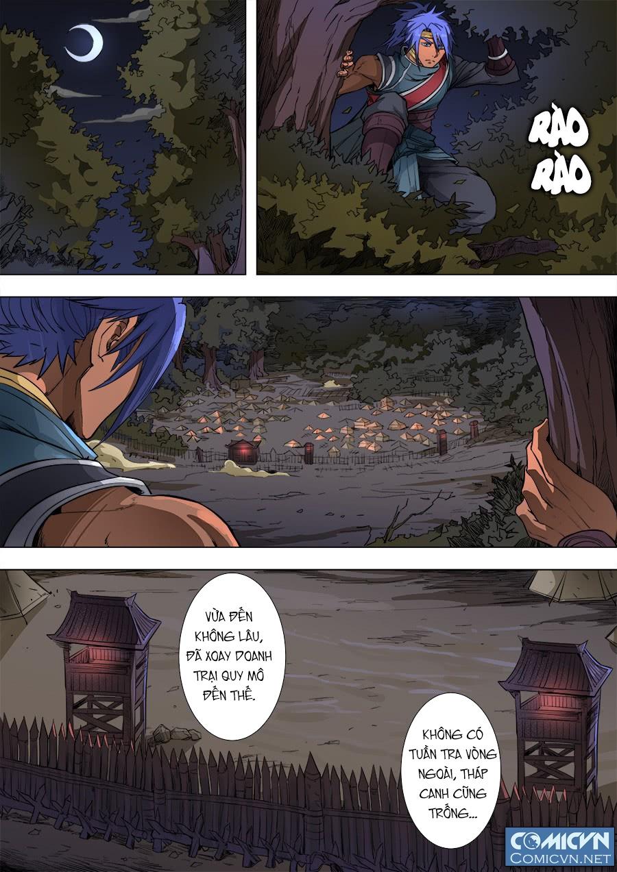 Đường Dần Tại Dị Giới Chap 191 - Trang 2