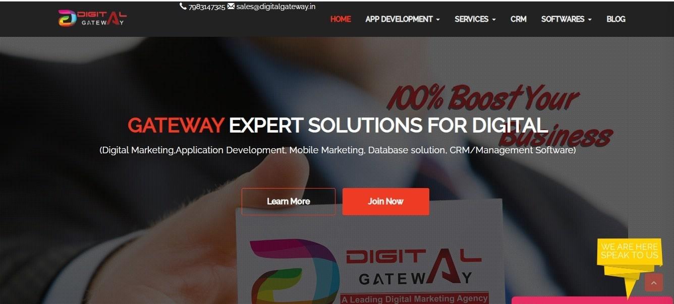 Digital Gateway - Digital Marketing Company