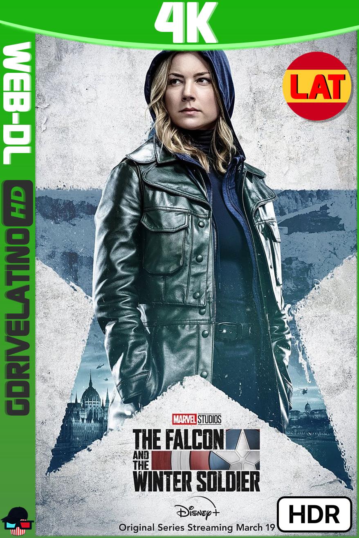 Falcon y el Solado del Invierno (2021) DSNY+ Temporada 01 FINAL [06/06] WEB-DL 4K HDR Latino-Ingles MKV