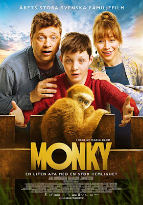 Monky 2017 Dual Audio Hindi 720p BluRay 900mb