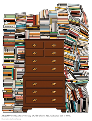https://www.newyorker.com/magazine/2019/03/25/my-fathers-stack-of-books