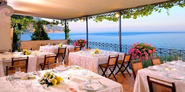 Restaurante La Cambusa em Positano