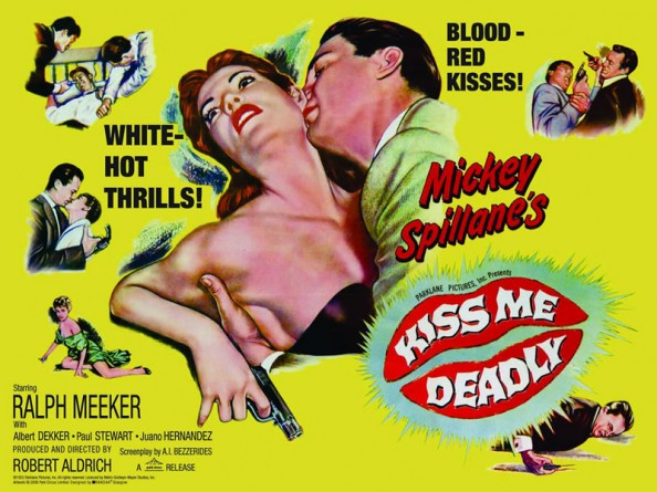 FOOL'S VIEWS with Dr. AC: KISS ME DEADLY (1955) movie review