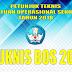 Juknis BOS 2018 Terbaru untuk SD, SMP, SMA dan SMK