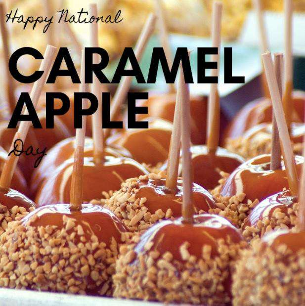 National Caramel Apple Day Wishes Sweet Images