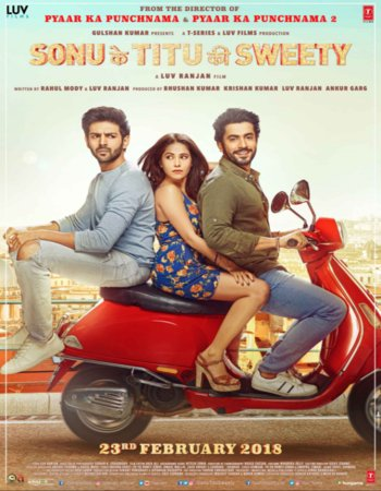 Sonu Ke Titu Ki Sweety (2018) Hindi 480p HDRip